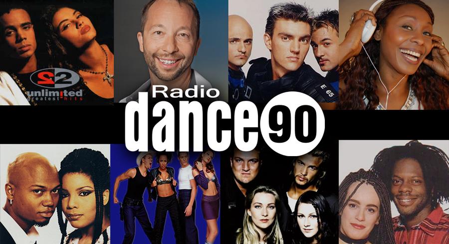 Radio Dance Techno Dance Eurodance